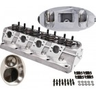 Total Engine Airflow CNC 240 Hi Port Cylinder Heads (Hyd or Solid)