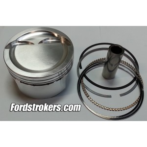 408 Wiseco 2618 Forged Pistons with Rings