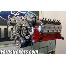 Billet Specialties Tru Trac Serpentine System with A/C and Power Steering